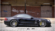 Mercedes-Benz SL65 AMG with ADV.1 wheels, 1024, 23.12.2011