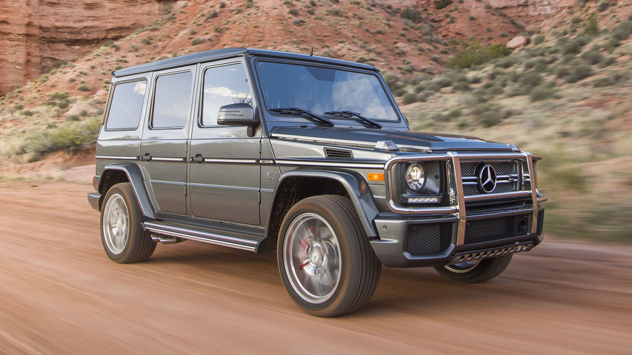 Review: 2016 Mercedes-AMG G65