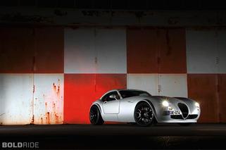 Wheels Wallpaper: 2011 Wiesmann GT MF4