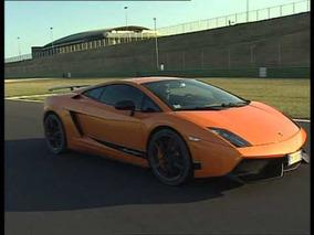 2011 Arancio Borealis Lamborghini Gallardo Superleggera LP570-4 Car to Car