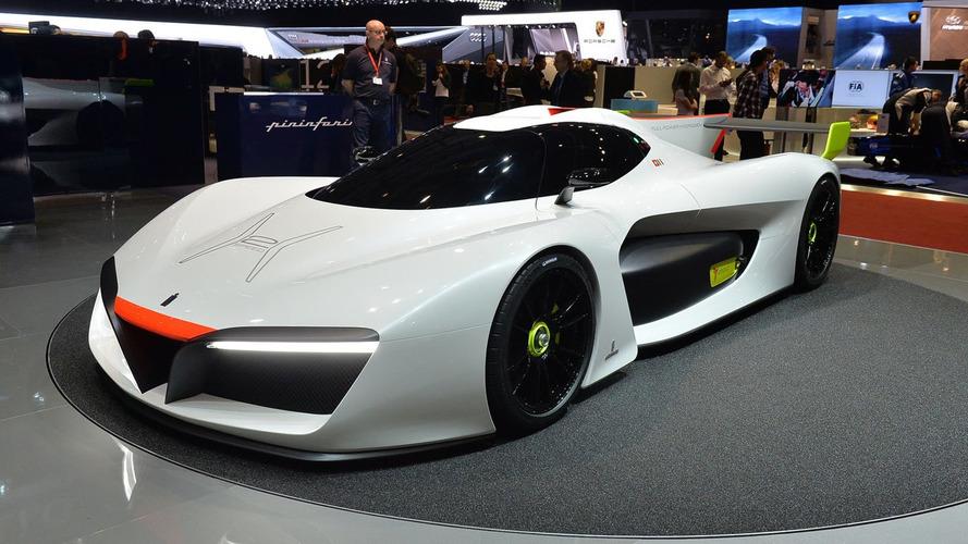 Pininfarina electric sports car could happen