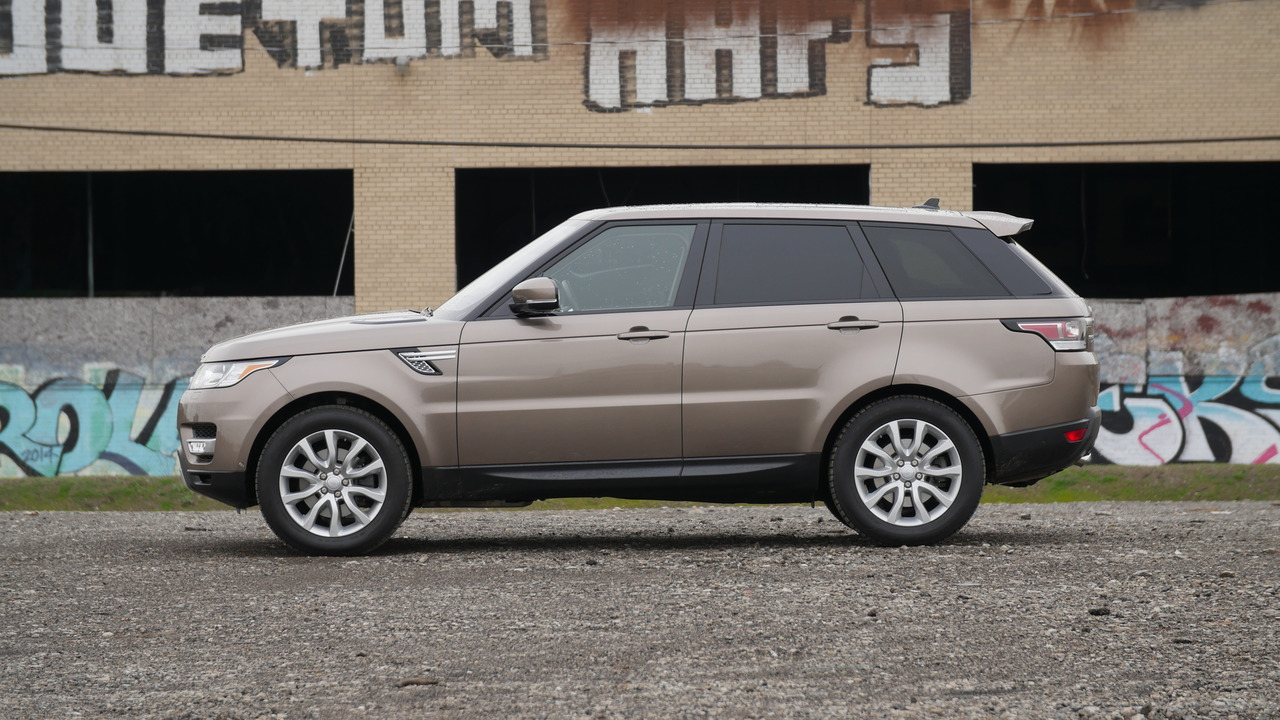 2016 Land Rover Range Rover Sport TD6 Why Buy? Headliner