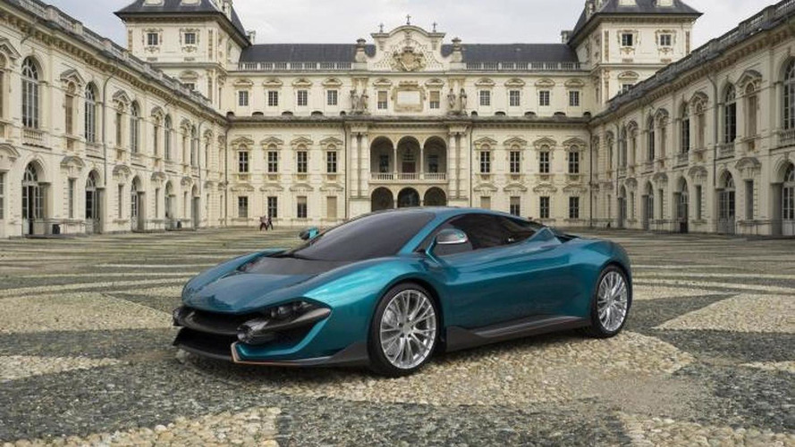 Torino Design ATS Wild Twelve concept introduced at Parco Valentino Salone with 860 PS hybrid power