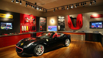 Ferrari introduces two Tailor Made California Ts in Frankfurt