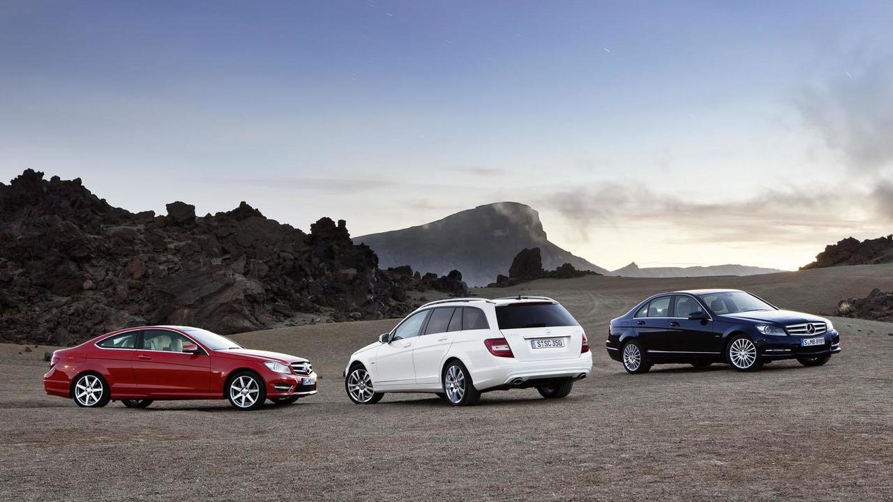 Mercedes C-Class Edition C lineup
