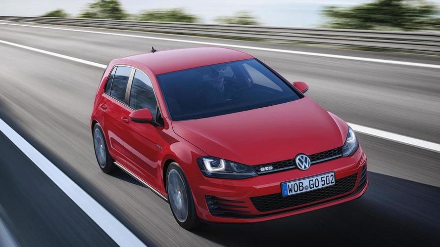 Volkswagen Golf VII GTD revealed ahead of Geneva arrival