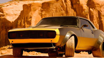 1967 Chevrolet Camaro SS as Bumblebee in Transformers 4 31.05.2013