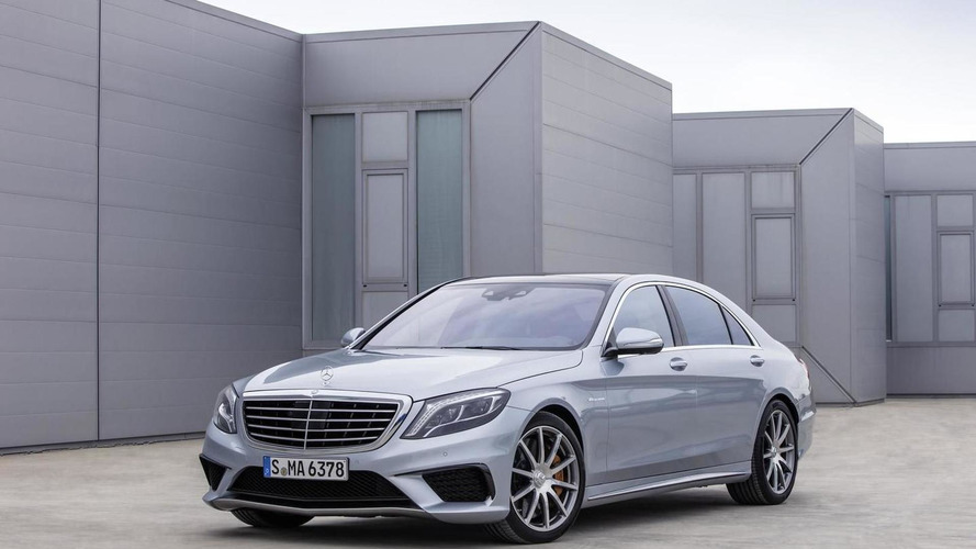 2014 Mercedes-Benz S65 AMG to have 630 HP - report
