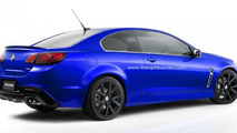 Holden Monaro gets rendered, shows us what could have been