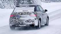 2014 Audi S1 spied winter testing once again