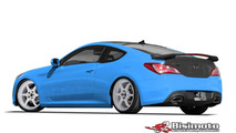 1000 bhp Hyundai Genesis Coupe headed for SEMA