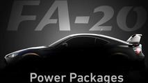 Cosworth teases their FA20 performance packages for the Subaru BRZ [video]