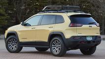 Jeep Cherokee Adventurer concept