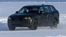 2015 Volvo XC90 spied for the first time