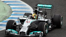 Mercedes 'has the edge' in 2014 - Minardi