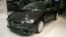 Mitsubishi Lancer Evo X Bows In Japan