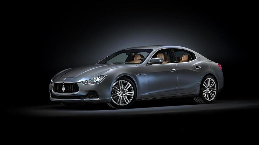 Maserati Ghibli Ermenegildo Zegna Edition bows in Paris
