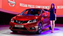 Nissan Pulsar shows its C-segment credentials in Paris, 190 PS version detailed