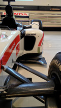 2004 BAR Honda F1 car driven by Jenson Button on sale for £60,000
