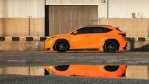 2015 Lexus NX 200t F SPORT gets an aggressive look from 360 Elite Motorworks