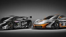 Production McLaren P1 GTR to debut in Geneva [video]