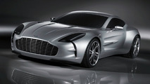 New Aston Martin One-77 Video Released
