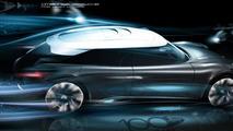 Citroën DS24 artist design rendering 11.02.2011