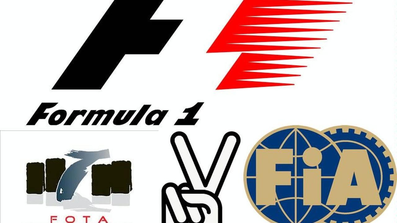 Peace in F1