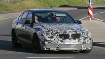 2012 BMW M5 preview video released