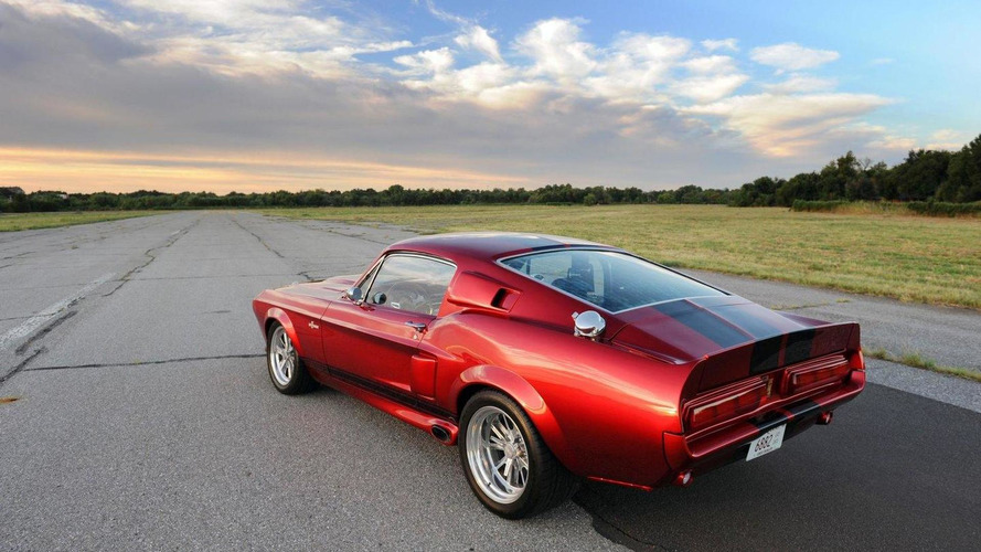 1967 Shelby GT500CR by Classic Recreations