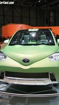 Toyota Urban Cruiser at Geneva