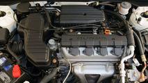 2005 Honda Civic GX Engine