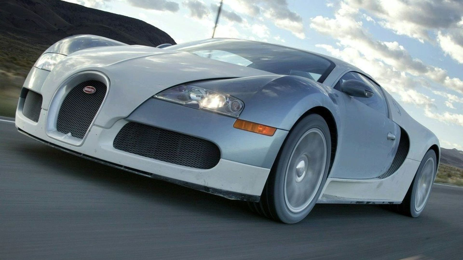 Report - Bugatti Veyron Production Run Almost Sold Out