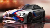 BMW Vision Gran Turismo Concept
