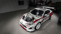 Toyota GT86 with Nissan GT-R engine by Street FX