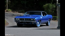 Plymouth Hemi Cuda Four-Speed Convertible