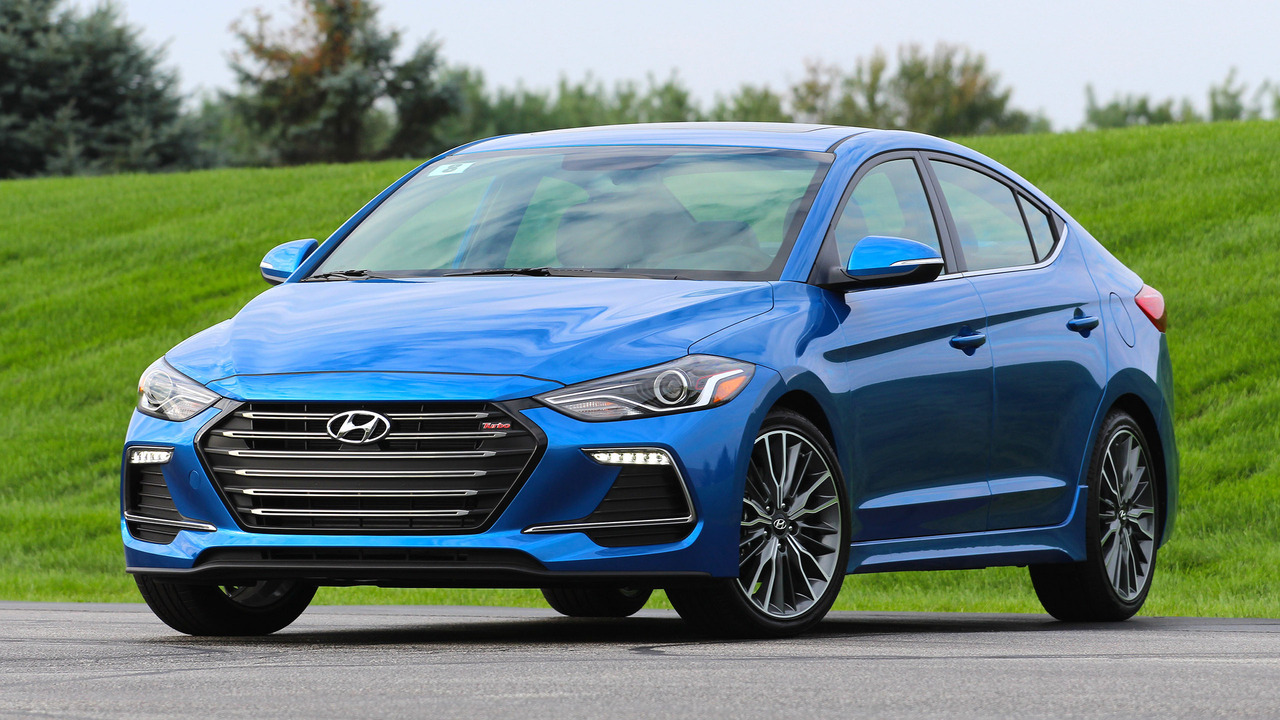 Simple 2017 Hyundai Elantra Sport Review More Show More Go
