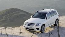 2013 Mercedes GLK facelift