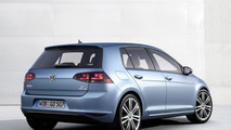 2013 Volkswagen Golf leaked photo 04.9.2012