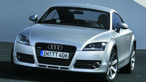 All New Audi TT Coupe