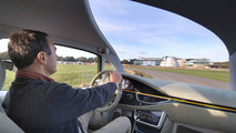Mercedes-Benz Bionic Car Pioneering First Lap