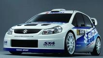 Suzuki Enters WRC in 2007