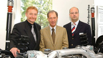 Zehn Jahre Technische Entwicklung bei Volkswagen in Braunschweig