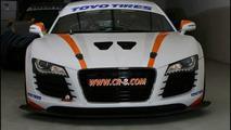 Audi R8 Back in Racing