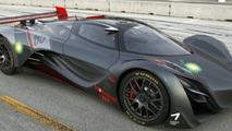 LEAKED:Mazda Furai Concept