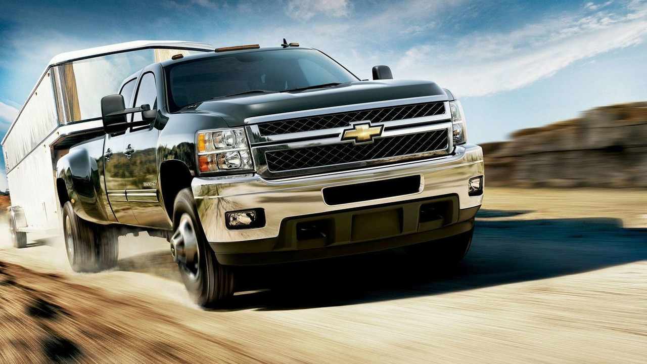2011 Chevrolet Silverado Heavy-Duty Facelift - 10.02.2010