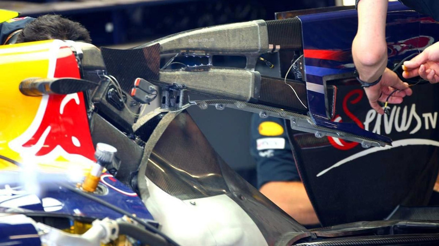 New F-duct helping Red Bull on straights - report