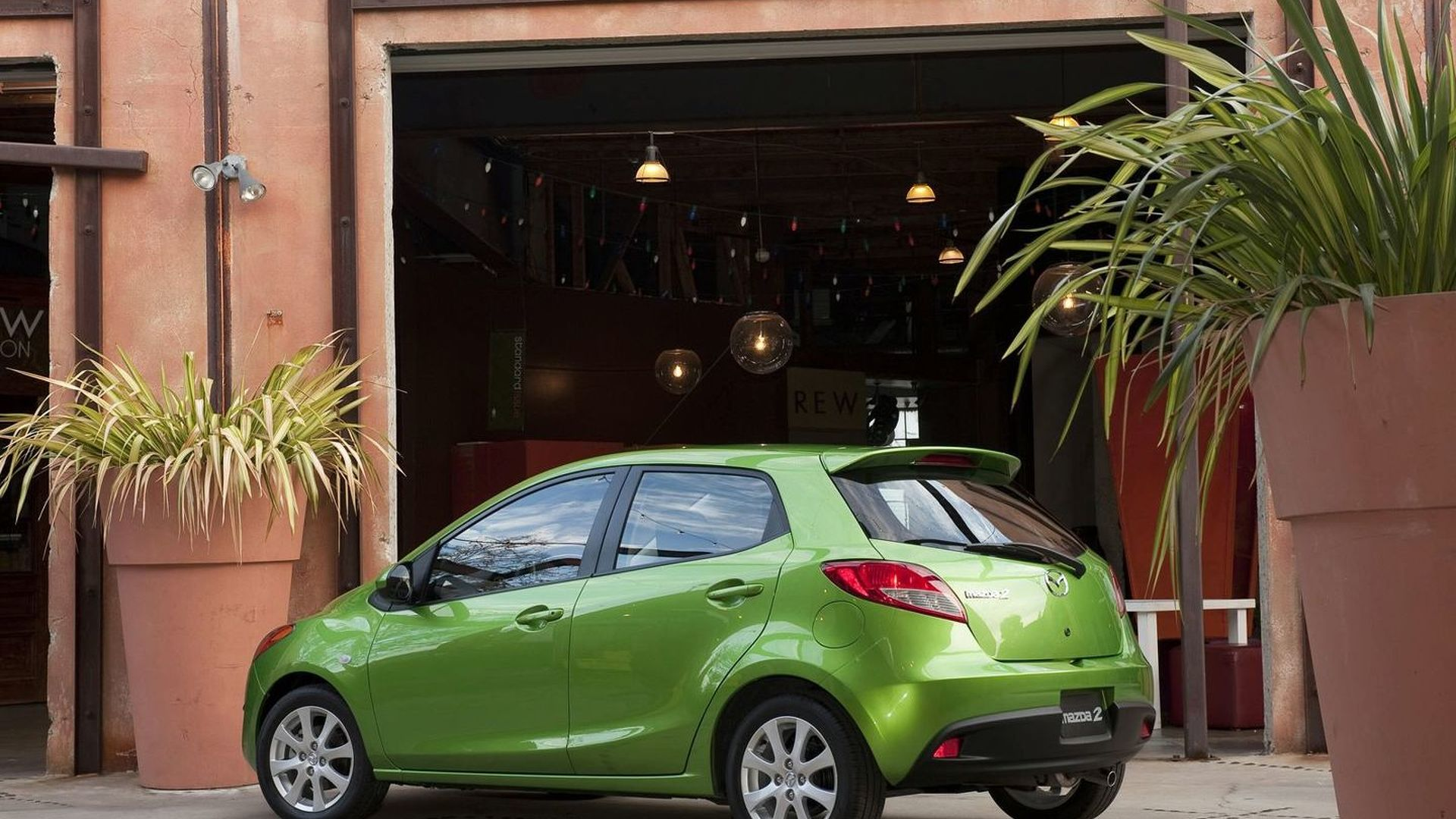 Mazda confirms Demio / Mazda2 EV