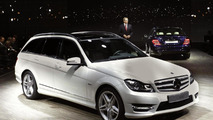 2012 Mercedes C-Class facelift world debut in Detroit, European pricing announced