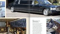 Michael Jackson 1999 Rolls-Royce Silver Seraph Limousine